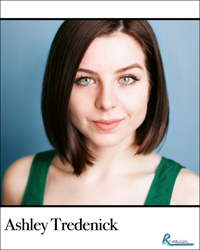 Ashley Tredenick - Non-Union